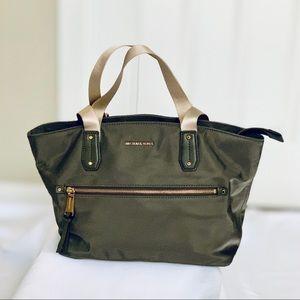 Michael Kors Nylon Tote/Shoulder Bag